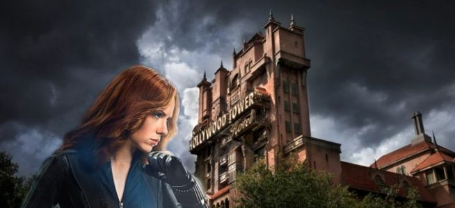 'Tower of Terror' Movie in the Works at Disney With Scarlett Johansson Set to Star