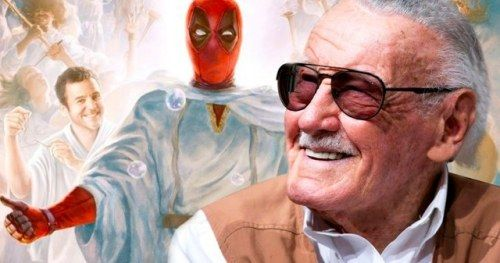 Stan Lee Gets a Heartfelt Tribute in Once Upon a DeadpoolEven