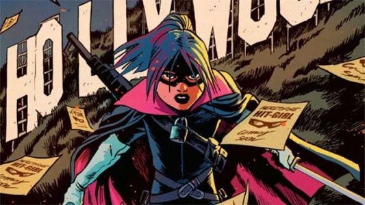 Mark Millar Shares First Look At Kevin Smith's Hit-Girl Comic
