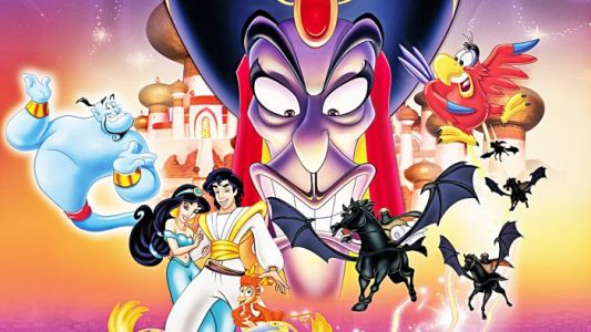 25 Years Ago, 'The Return of Jafar' Kicked Off the DTV Era of Disney Animation