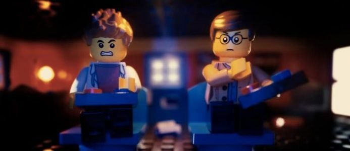 The Morning Watch: 'LEGO: The Great Escape' Fan Film, Kevin Smith vs Jason Mewes Rap Battle & More