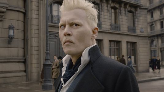 Johnny Depp Confirms Grindelwald Will Return for Fantastic Beasts 3
