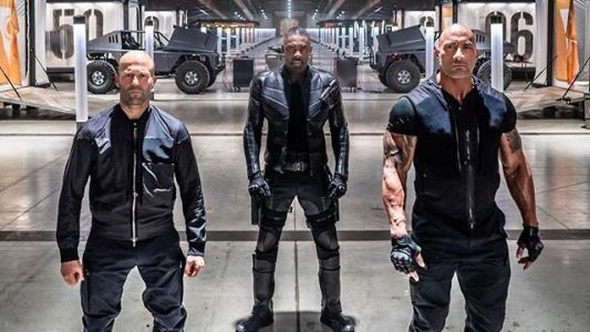 New Hobbs & Shaw Photo Previews a Big Action Showdown
