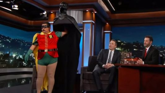 Watch Ben Affleck Officially Retire As Batman