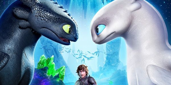 Steven Spielberg Seriously Loved How To Train Your Dragon 3
