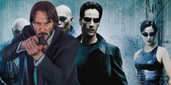 John Wick: Chapter 3 - Parabellum Has A Matrix Easter Egg