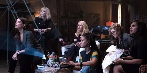 How Much Ocean's 8 Could Make Opening Weekend
