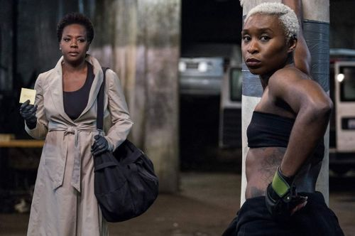 Watch First Trailer for 'Widows' With Viola Davis and Michelle Rodriguez