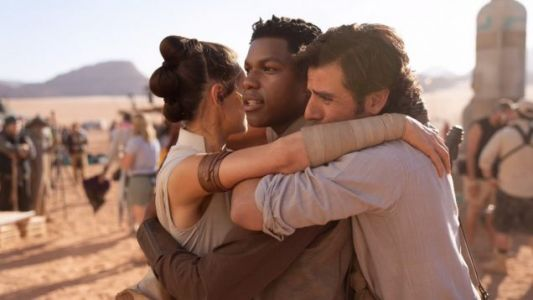 STAR WARS: EPISODE IX Wraps With A Very Emotional Photo