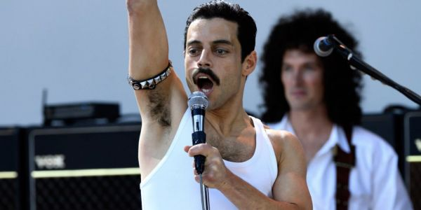 Bohemian Rhapsody Movie Sends Queen Music Flying Up the Charts