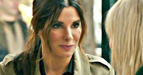 First Ocean's Eight Footage Has Sandra Bullock Uniting Her