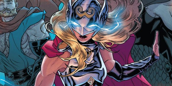 Jane Foster Just Became Marvel's NEW Queen of Asgard