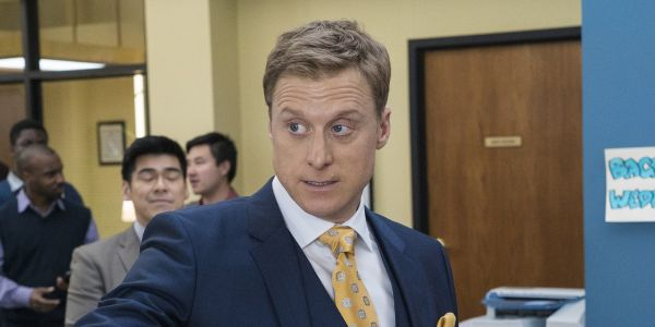 Star Wars' Alan Tudyk to Star in Syfy Pilot Resident Alien