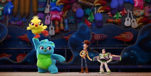 """'Toy Story 4' Teaser Trailer """"Reaction"""" Introduces Ducky and Bunny, Played by Key and Peele"""