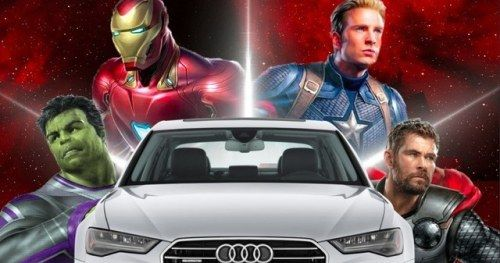 Big Avengers: Endgame Spoiler Revealed in New Audi Promo
