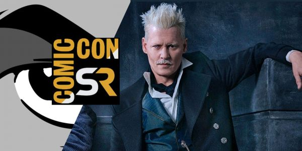 Johnny Depp Performs Grindelwald Speech in Hall H Video