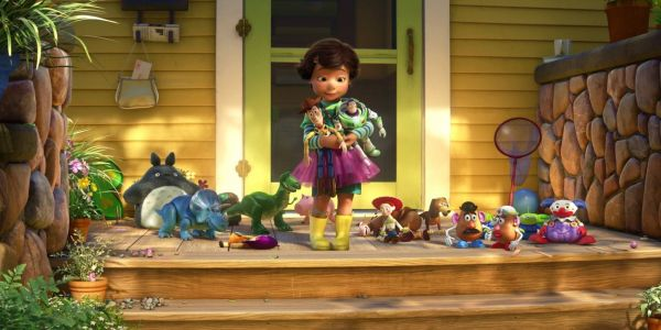 Every Toy Bonnie Has In Toy Story