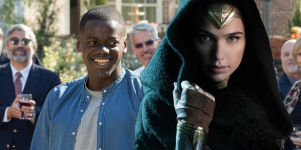 Wonder Woman & Get Out Among AFI Movies of the Year