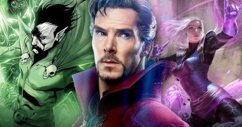 Doctor Strange 2 to Bring Benedict Cumberbatch a Big