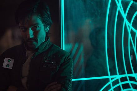 Second live-action Star Wars series will star Diego Luna's 'Rogue One' character