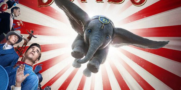 Dumbo Trailer & Poster Reimagine Disney's Classic in Live-Action