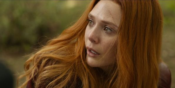 """'Avengers 4': Things Are """"Only Going to Get Worse,"""" Warns Elizabeth Olsen"""