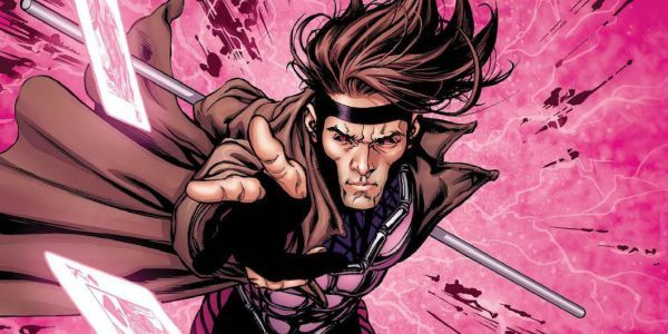 Is The Gambit Movie Finally Starting Up?