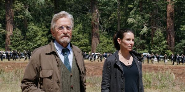 Michael Douglas Interview: Ant-Man and the Wasp