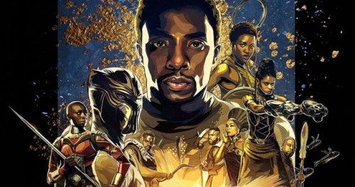 Black Panther Returns to Theaters for Free Art House
