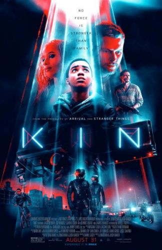 New Poster of Kin