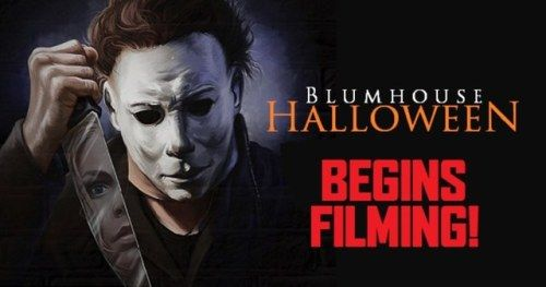 Blumhouse's New Halloween Movie Officially Begins