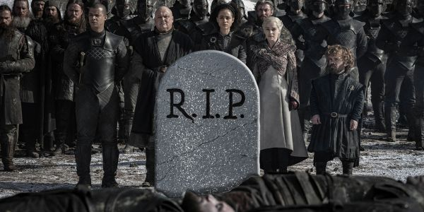 Game of Thrones Writer Reveals One Dead Character Originally Survived