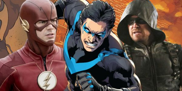 Every Nightwing Reference In The Arrowverse