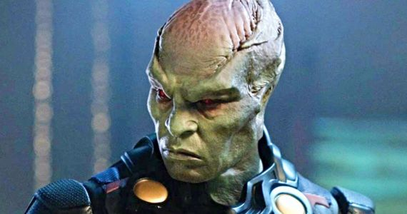 Martian Manhunter Teased in New Justice League Snyder Cut Photo