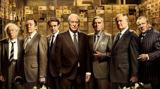 Trailer of King of Thieves starring Michael Caine