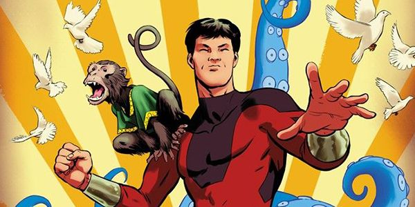 Marvel's Kevin Feige Confirms Shang-Chi Is Coming In Phase Four