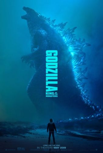 Trailer and Poster of Godzilla King Of The Monsters