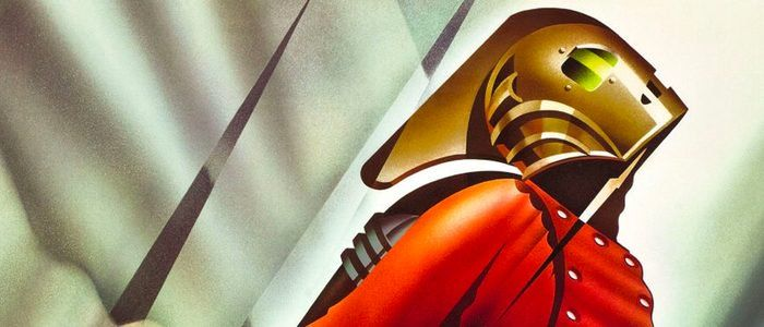 Here's Your First Look at Disney's 'Rocketeer' Animated Series
