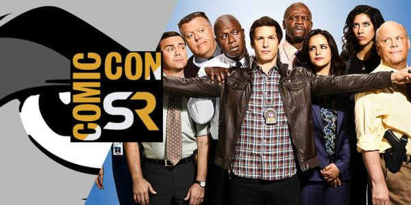 Brooklyn Nine-Nine Cast Celebrates Renewal With Special Comic-Con Message