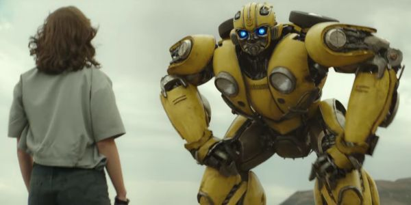 Apparently We Have Steven Spielberg To Thank For The Bumblebee Movie