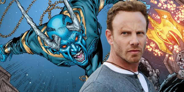 Swamp Thing TV Show Casts Ian Ziering As DC Hero Blue Devil