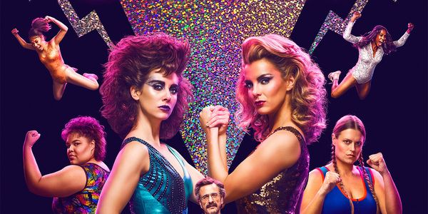 Netflix's GLOW Goes Totally Flashdance In Hilariously Cheesy Season 2 Video