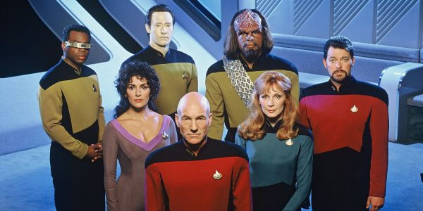 Star Trek: 20 Mistakes Fans Completely Missed In TNG