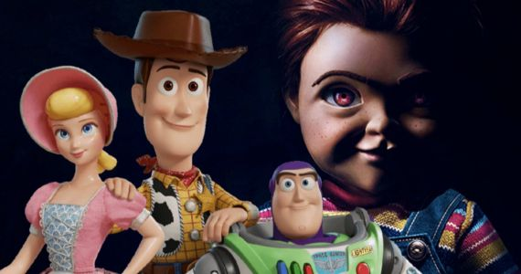 Woody Vs. Chucky as Child's Play Battles Toy Story 4 at the Box Office
