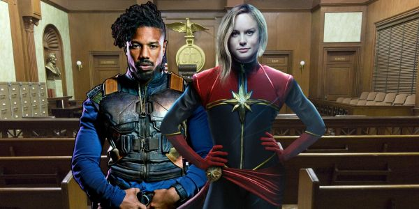 Brie Larson Joins Michael B. Jordan in Courtroom Drama Just Mercy