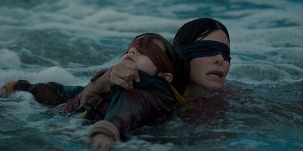 Bird Box Isn't Taking Out Controversial Footage Of Real-Life Train Disaster