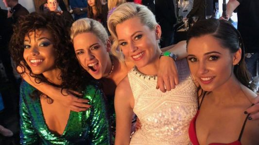 New Charlie's Angels Photo Reveals First Look at New Badass Trio