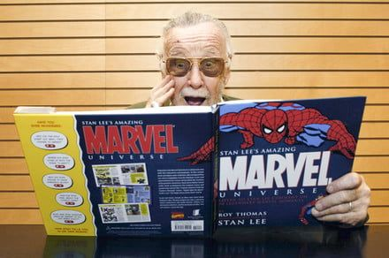 He created comics, movies, and superheroes. But Stan Lee lived for joy