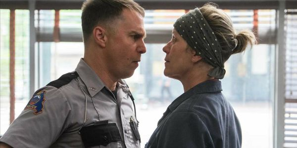 Three Billboards Wins Big At SAG Awards