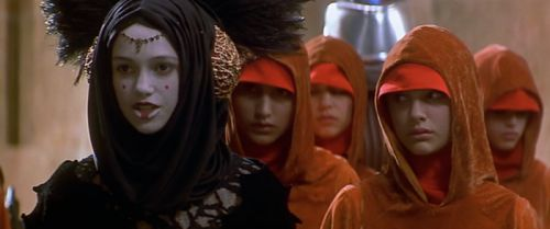The Royal Handmaidens of Naboo Represent a Fascinating Opportunity for a New 'Star Wars' TV Series
